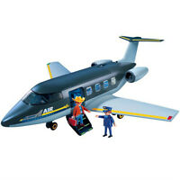 PLAYMOBIL #5811 JET AIRLINER AIRPLANE