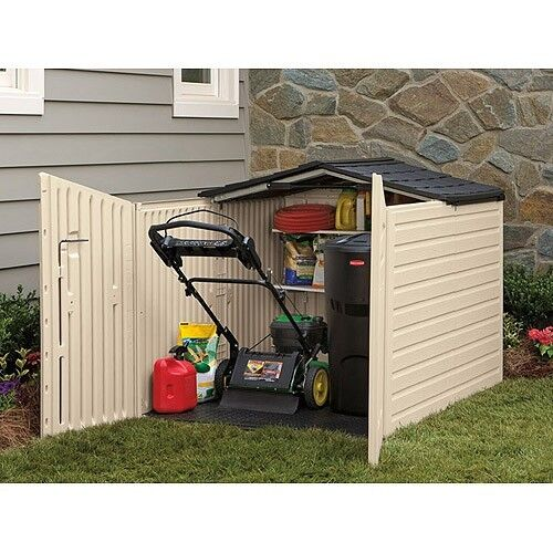 Storage Outdoor Shed Deck Box Pool Patio Bench Tool Containe