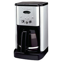Cuisinart Brew Central Coffee Maker 12-Cup - Cafetière 12 tasses