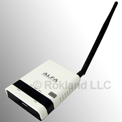 ALFA R36 Portable Wireless-N 802.11n WiFi USB Router for AWUS036NH & AWUS036NHR