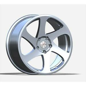 18x8.5   5*114.3 $699 + tax (4 RIMS) Call 905 896 2886 Sale on Wheels Wheels Wheels @http://libertytires.ca/