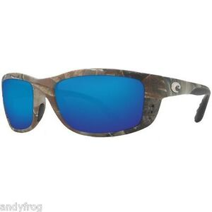 Costa del mar fishing sunglasses zane realtree ap camo for Costa fishing glasses