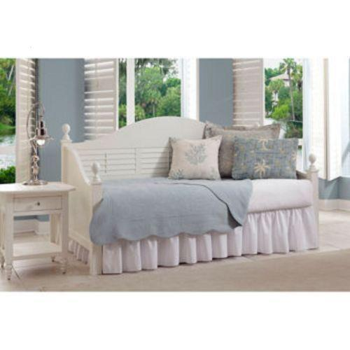 White Wood Daybed Beds Amp Bed Frames Ebay