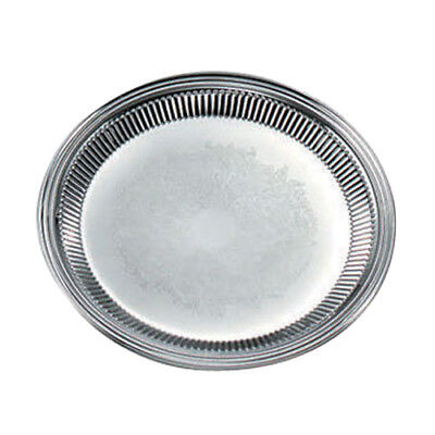 Esquire Fluted Serving Tray - 16diam. Round