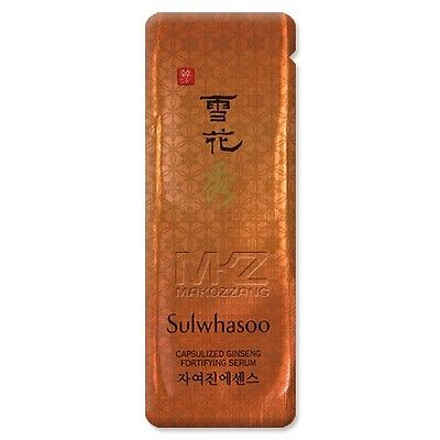 Sulwhasoo Capsulized Ginseng Fortifying Serum 30pcs Anti-Aging Amore Pacific NEW