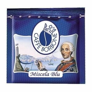 450 CIALDE CARTA ESE44 CAFFE' BORBONE MISCELA BLU' - Italia - 450 CIALDE CARTA ESE44 CAFFE' BORBONE MISCELA BLU' - Italia