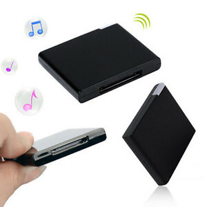 Wireless-Bluetooth-Audio-Music-Receiver-Adapter-For-iPod-iPhone-iPad-4-3-Speaker