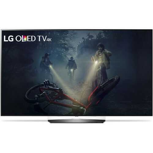 "LG 55"" Class (54.6"" Diag.) OLED 2160p Smart 4K Ultra HD TV with High Dynamic Range OLED55B7A"
