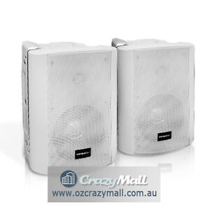 One Pair 150W 2 Way Waterproof Marine Speaker Melbourne CBD Melbourne City Preview