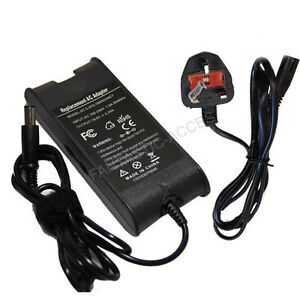 FOR DELL Latitude 1525 D610 D510 D410 D420 D620 D520 D540 D430 CHARGER +CORD