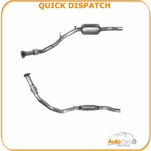 80095H CATALYTIC CONVERTER / CAT (TYPE APPROVED) AUDI A6 2.5 1997-2005 261