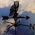 Owl Weathervanes