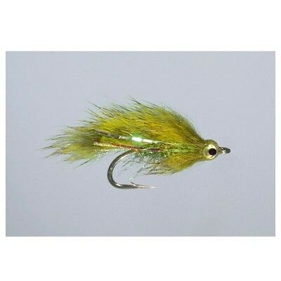 Conehead Bunny Zonker  Chartreuse size  #6  Zonkers