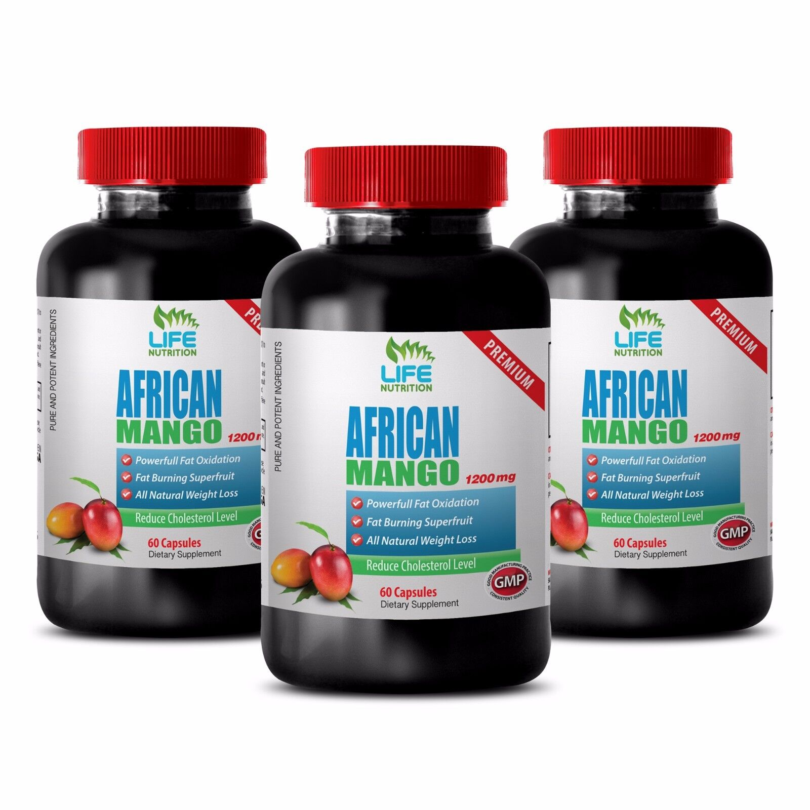 Fat Burner Book - African Mango Extract 1200mg 3b - Afric...
