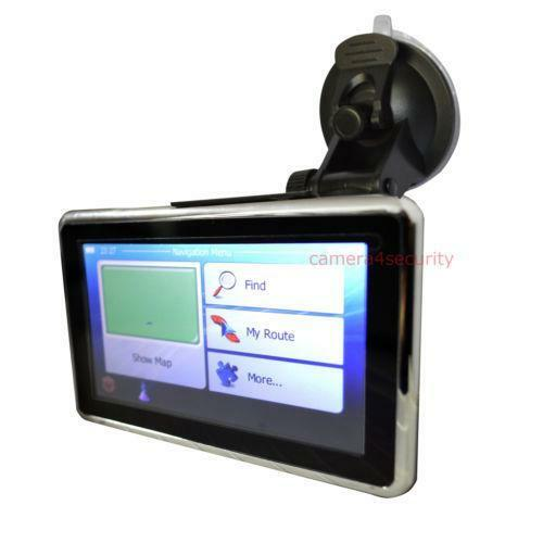 Touch Screen Security System Ebay