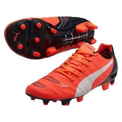 Puma Evopower 2.2 FG Size UK 10 Mens Football Boots