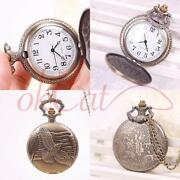 Bird Pocket Watch