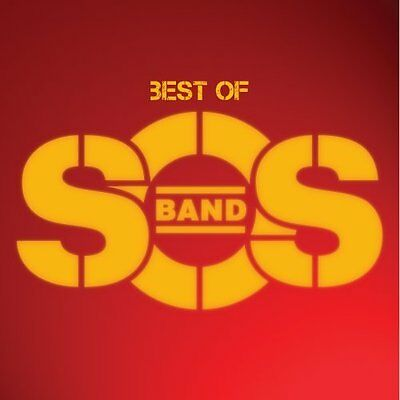 THE S.O.S. BAND CD - BEST OF THE S.O.S. BAND (2011) - NEW UNOPENED