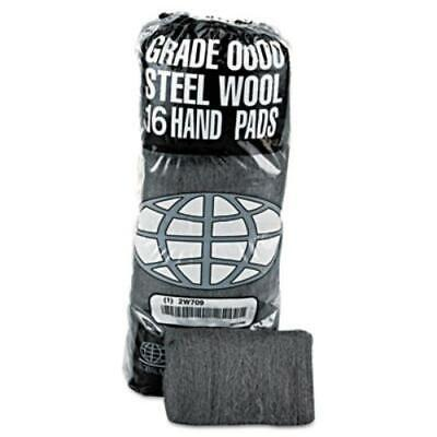 Global Material Technologies 117000 Industrial-quality Steel Wool Hand Pad,
