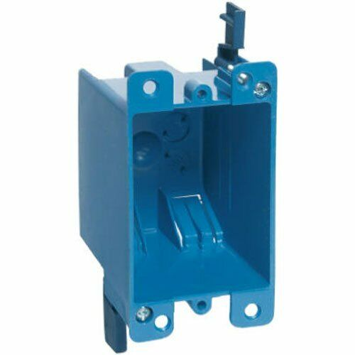 Thomas & Betts B114R-UPC Carlon Single Gang Pvc Switch Box