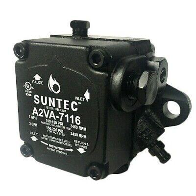 Suntec Oil Burner Pump A2va-7116 A2va7016 Beckett Single Stage 3 Gph - Sale