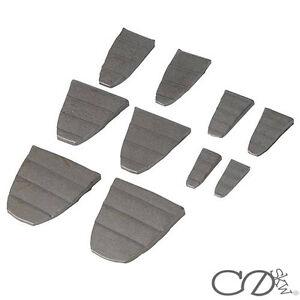 10 Pce Hammer Wedge Set replacement replacing handle slot eye repair head WEDGES