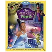 Princess and The Frog Blu Ray