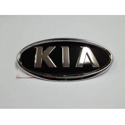 86320 3E032 Front Grill KIA Logo Emblem For 2006 2010 Kia Rio