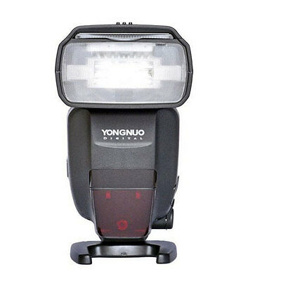 Yongnuo YN600EX-RT Wireless HSS Master Flash Speedlite for Canon 600EX-RT US