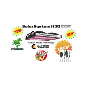 TTHYDROPONIC: SolarSystem 1100 Commercial LED Grow Lights