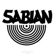 Sabian Sticker
