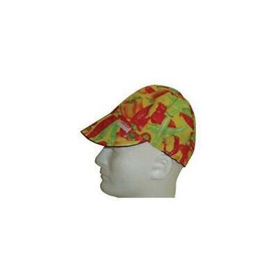 Comeaux Caps 118-2000r-6-34 Deep Round Crown Caps 6 34 Assorted Prints