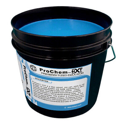 Cci Prochem Hxt Blue Photopolymer Pre Sensitized Emulsion Gallon