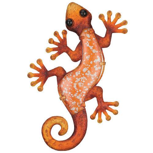 Gecko wall decor so west decor regal art gift for Gecko wall art