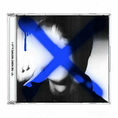 PH-1 [X] Album CD+Broschüre+Tracking Number Park Jun won K-POP SEALED
