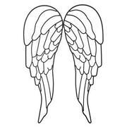 Angel Wing Decor