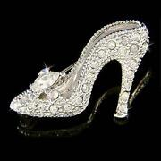 Crystal Glass Slipper