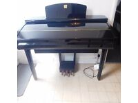 Yamaha Clavinova CVP 409 Polished Ebony