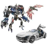 Transformers Human Alliance Soundwave