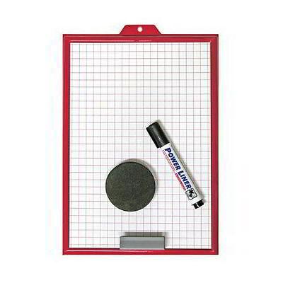 Tafel Radierbar Mit Marker Und Radiergummi CM 22 X 31 Farben Gemischt