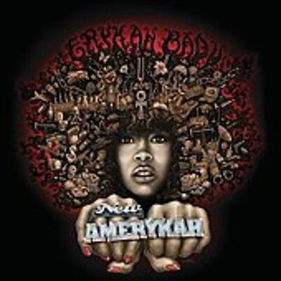 Erykah Badu   New Amerykah Part One  4Th World War  New Vinyl