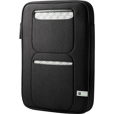 "HP Anika for Mini Laptop or IPAD Tablet Black and Silver Sleeve 10.2""  VX403AA  segunda mano  Embacar hacia Mexico"
