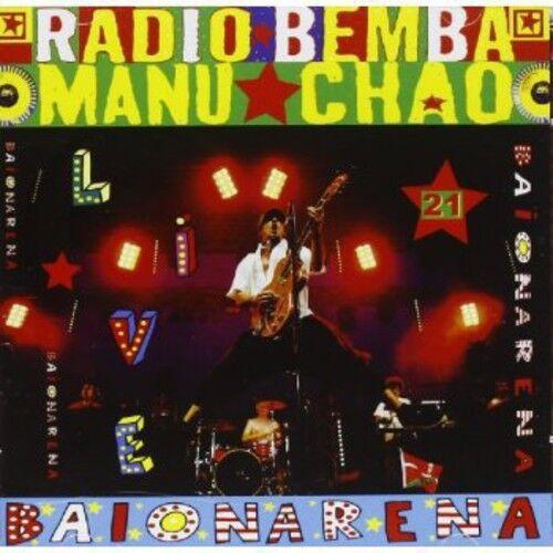Manu Chao - Baionarena [New CD]