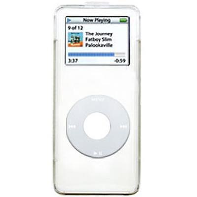 2 x  Amzer Premium Polycarbon Best Fit Crystal Clear Case Cover for iPod