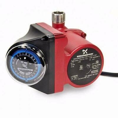 Grundfos Gru-595916 Recirculating Hot Water Pump Comfort System 25 Watts
