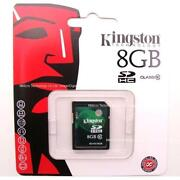 Kingston 8GB SDHC Class 10