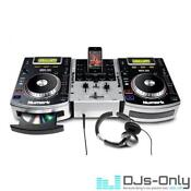 Numark CD DJ Decks