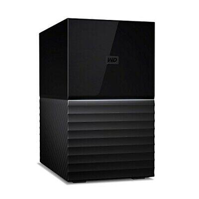 WD 8TB My Book Duo Desktop RAID External Hard Drive USB 3.1  WDBFBE0080JBK-NESN