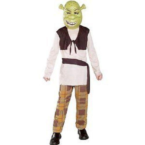 Shrek 2 Costume Size Large Small 4-6