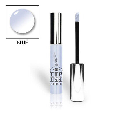 Lip Ink Prism Shine Moisturizer Lip Gloss - Blue NEW for sale  Shipping to India